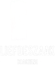 wit logo liefdeszaak coaching